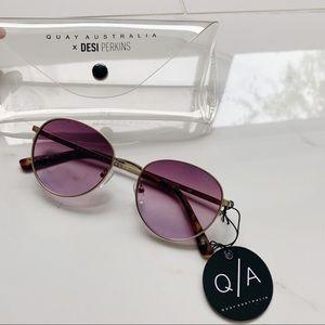 Quay x Desi Perkins Sunglasses
